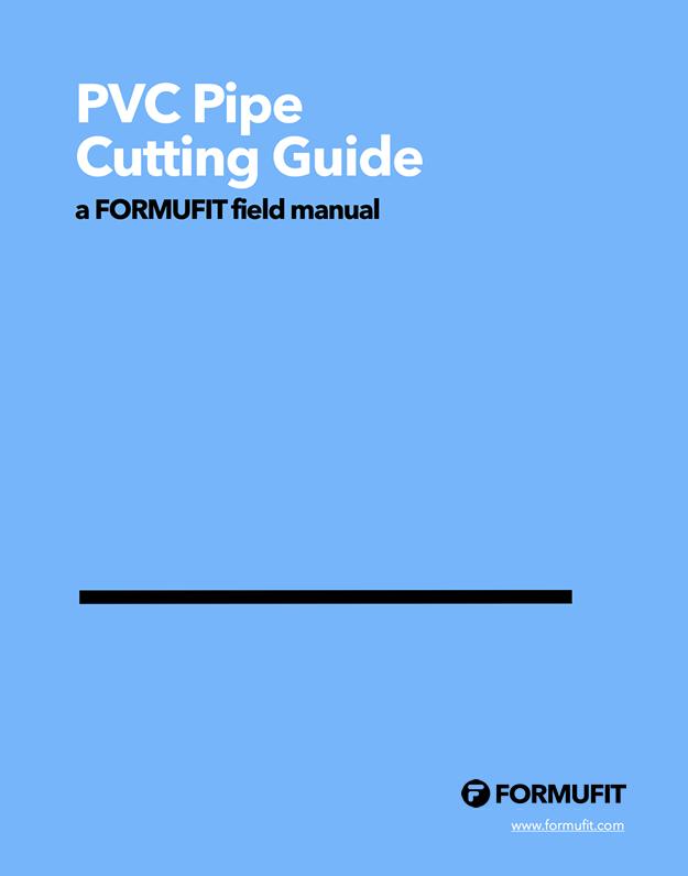 PVC Cutting Guide