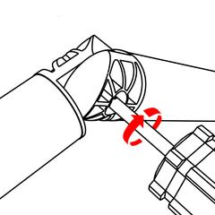 Tighten Adjustable Elbow