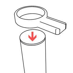 Jump Cup PVC Slide