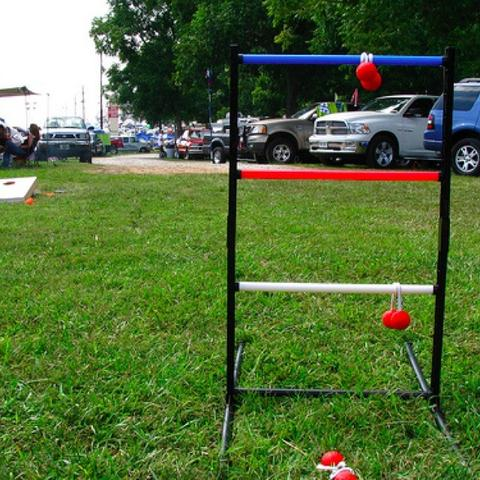 PVC Ladder Golf Game