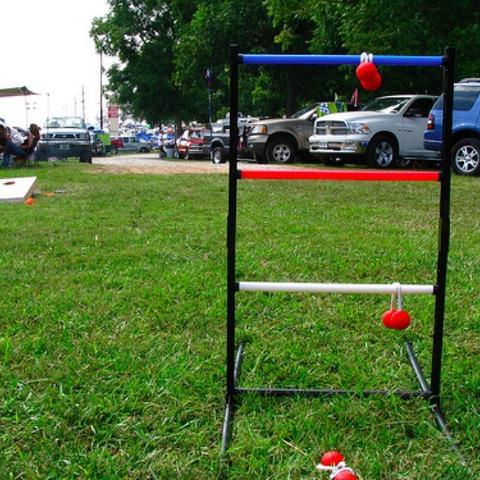 PVC Ladder Golf Game