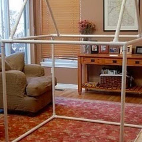 PVC Play House