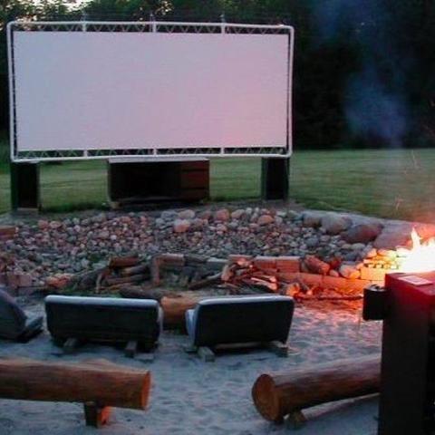 PVC Theater Screen