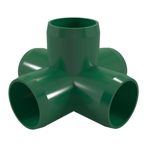 5 way pvc fitting