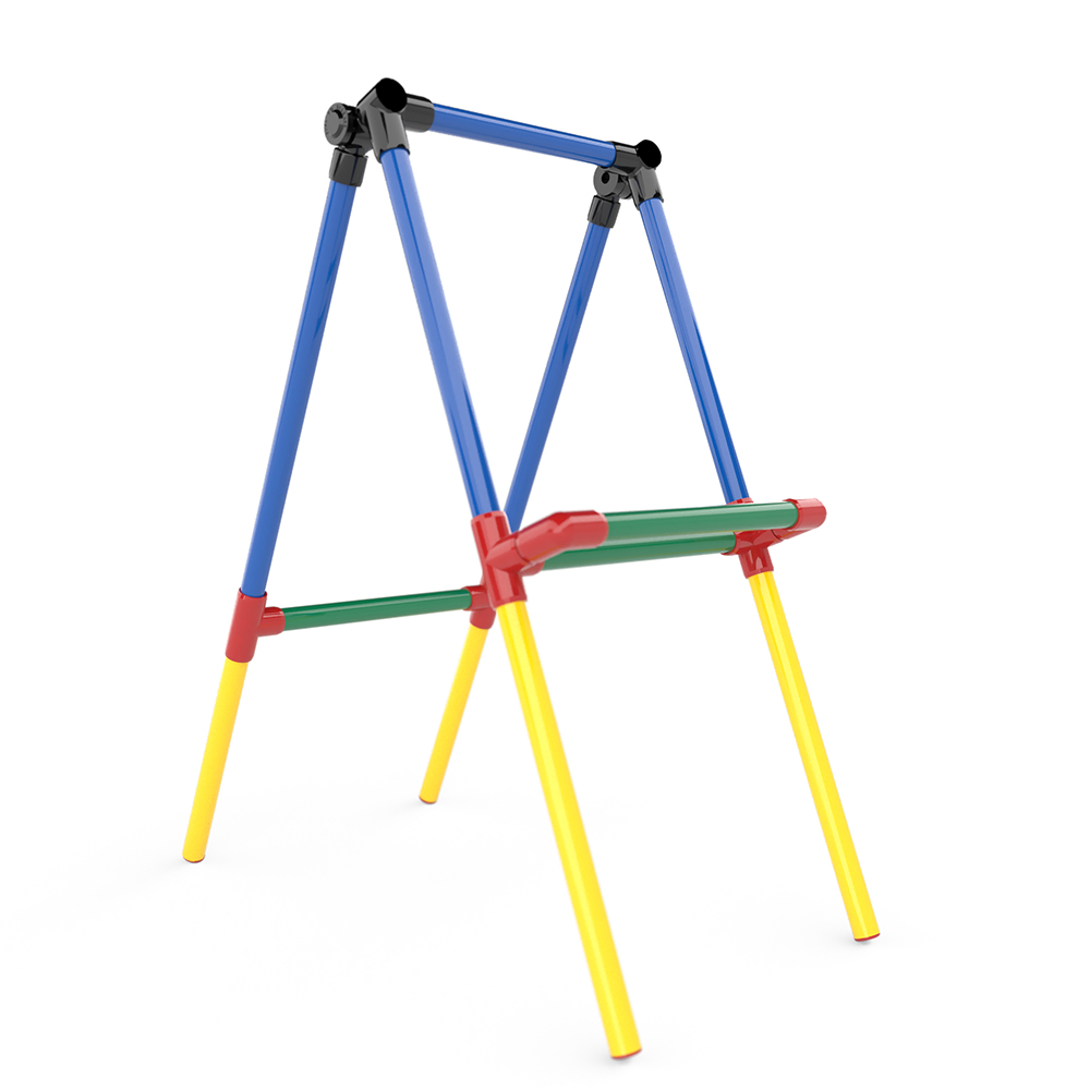 PVC Kids Folding Art Easel