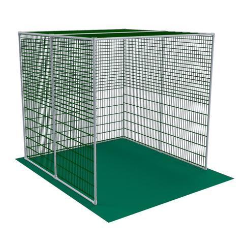 PVC Golf Cage Frame