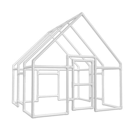 Pvc Kids Playhouse Large Formufit