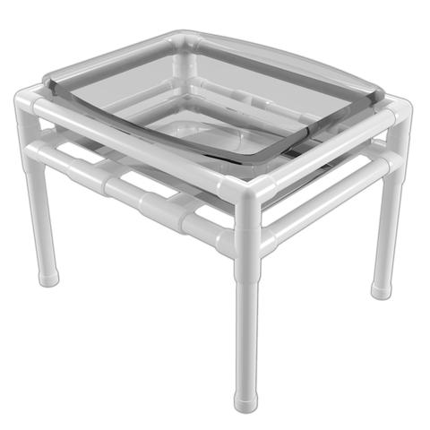 PVC Kids Sand and Water Table