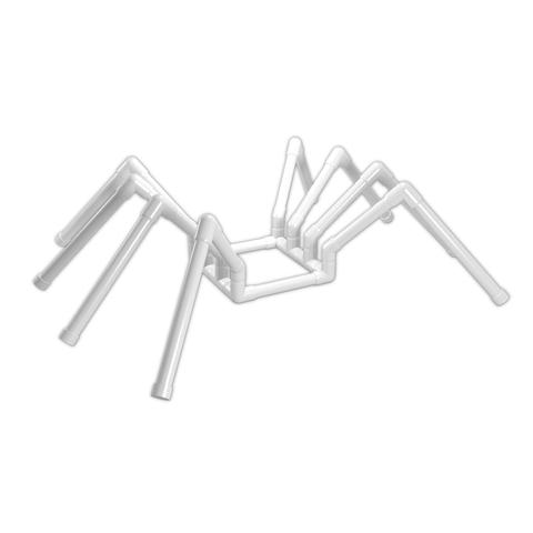 PVC Spider Pumpkin